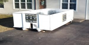 Dads Dumpsters llc 10 yard dumpster rental cleveland ohio, cheap dumpster rental